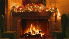 27 Best Fireplace Images Christmas Fireplace Christmas Music