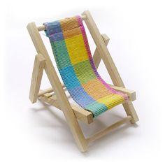 mini beach chair cell phone holder   ePier - Beach Chair Cell Phone Holder - CUTE!