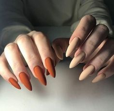 In look for some nail designs and some ideas for your nails? Listed here is our set of must-try coffin acrylic nails for modern women. Cute Acrylic Nails, Acrylic Nail Designs, Matte Nails, Stiletto Nails, My Nails, Coffin Nails, Glitter Nails, Gradient Nails, Anchor Nail Designs