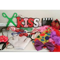 awesome vancouver wedding Our prop table! #PhotoBoothCo #Props #DressUp #Smile #Pose #Variety #Clean #OpenAirBooth #Photobooth #Kiss #Love #Wedding #Bride #Groom #Boa #BigGlasses #YVRWedding #BrideAndGroom #Summer #Event #Keepsake #SummerWedding #Fun  #vancouverphotobooth #vancouverwedding #vancouverwedding