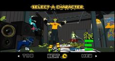 Image result for jet set radio characters