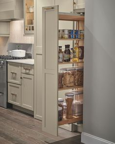 Tall Pull-Out Pantry Drawergoodhousemag