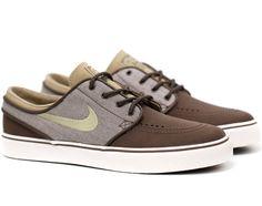 new style ff88b 34692 Nike SB Stefan Janoski - Baroque Brown Khaki