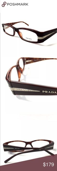 c362a81c27 Includes Prada Case only! Authentic Size  Made in Italy Prada Accessories  Glasses