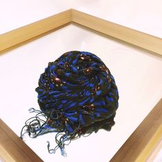 Fossil brand Blue tassel pattern soft scarf Lovely soft scarf Fossil Accessories Scarves & Wraps
