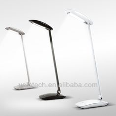 Modern Study Work Lamp  1.sensitive touch    2.3 levels brightness   3.USB charging