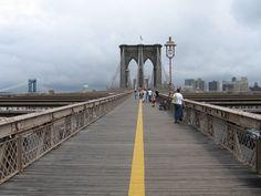 bridges in new york   Brooklyn Bridge - New York - Travel Wallpaper (1106237) - Fanpop ...