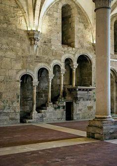 Mosteiro de Alcobaça, Portugal - The Alcobaça Monastery (Portuguese: Mosteiro de…