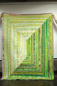Portland Modern Quilt Guild: November 2012