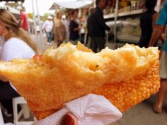 6. This pastel in Brazil: | You Can Get All Of This Insanely Delicious Street Food Around The World...