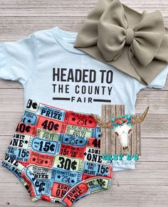 Complete Outfit Sets – Page 3 – Baby B's Southern Boutique Cute Baby Girl Outfits, Toddler Outfits, Boy Outfits, Skater Outfits, Disney Outfits, Western Babies, Western Baby Clothes, Southern Baby, Lee
