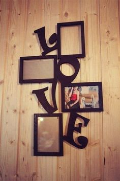 (19) Twitter Wooden Art, Wood Wall Art, Diy Home Crafts, Wood Crafts, Gravure Laser, Laser Cutter Ideas, Arte Country, Collage Picture Frames, Idee Diy