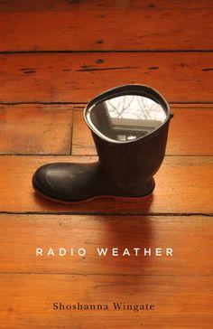 #bookcoverdesign #photography David Drummond Radio Weather Book Cover Design