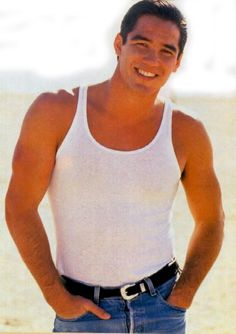 Dean Cain aka Superman aka my future husband.