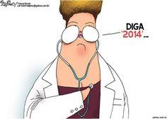 Popularidade de Dilma aumento com o programa Mais Médicos