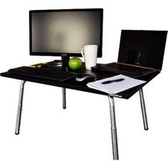 Stand Steady The Executive Stand Steadying Desk Stand Up Black