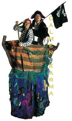 Pirate & Sea Themed Entertainment - Sea Shanty Me Old Hearties -London and UK Pirate Boats, Captain Jack Sparrow, Walkabout, Pirate Theme, Captain Hook, Pirates Of The Caribbean, Under The Sea, Corporate Events, Brighton