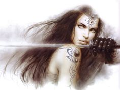 Luis Royo Heavy Metal   Heavy Metal Luis Royo Pictures And Wallpaper with 1600x1200 Resolution