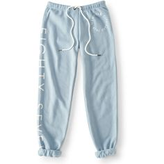 Aeropostale New York City Athl Dept Cinch Sweatpants (80 PLN) ❤ liked on Polyvore featuring activewear, activewear pants, nightview, slim fit sweat pants, blue sweat pants, aeropostale sweatpants, aéropostale and slim sweat pants