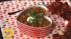 Check out this TV segment from yesterday's @todayinnashville of me making my Fiesta Turkey Chili! Just in time for National Chili Day tomorrow (Feb 23)! It's delish and heart healthy!