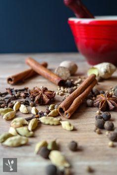 DIY-Rezept Lebkuchengewürz I DIY recipe gingerbread spice