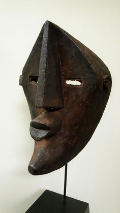 Lwalwa Mask, Congo