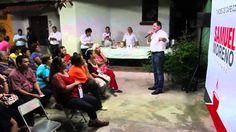 Trabajo en equipo para resolver problemas añejos de Hermosillo, sugiere Samuel Moreno Terán