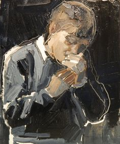 Bem with Cigarette - Clara Adolphs (huile 30x36) Contemporary Paintings, Fine Art Gallery, Traditional Art, Figure Painting, New Work, Love Art, Figurative, Art Drawings, Freedom