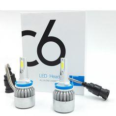 LED Headlight Kit H11 Αν ενδιαφέρεστε για αυτό το προϊόν επικοινωνήστε μαζί μας LED+Headlight+Kit+H11 Led Headlights, All In One, Kit