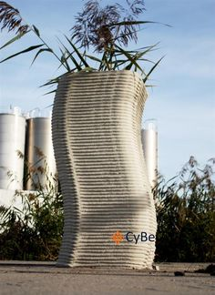 3ders.org - CyBe to release 3D printable mortar in 2016, working to certificate on-site 3D concrete printing | 3D Printer News & 3D Printing News