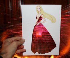 Mágicos vestidos deEdgar Artis que puedes admirar toda laeternidad