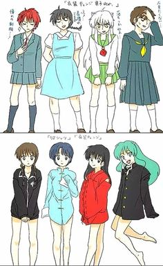 kyoukai no rinne fan art - Buscar con Google