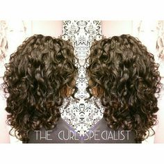 At The Curl Specialist, we utilize the highest quality products and industry leading techniques to offer premium services including Certified Hair Cutting Techniques, Keratin Defrizzing Treatments and Hair-Colouring services. Our philosophy is to listen a Curly Hair Tips, Short Curly Hair, Curly Hair Styles, Natural Hair Styles, Natural Curls, Hair Cutting Techniques, Layered Hair, Pretty Hairstyles, Gray Hairstyles