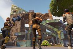 Fortnite's fun is buried under five years of gaming's clutter: Remember when zombies were cool? I think to myself, mashing the right…