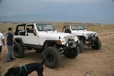 Lets see some Unlimited LJs - Page 127 - JeepForum.com