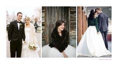 Winter Wedding Coats | Amber Housley Nashville Wedding Planner