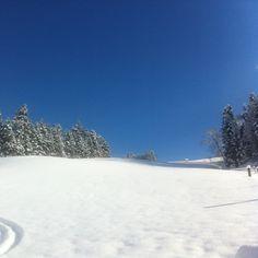 Emmental Instagram  @home #skifahre #geilswätter #nice #sunne #schnee #winter #emmental - @_eduu