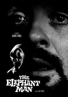 The Elephant Man poster by nasikan