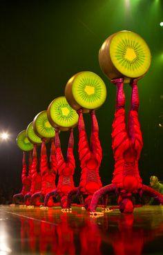 Cirque du Soleil. Ovo