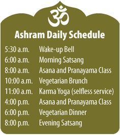 Sivananda Ashram Yoga Farm: Yoga Teacher Training, Yoga Retreats in California