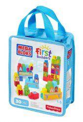 Mega Bloks Klocki ABC First Builders