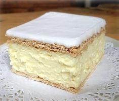Amazing Vanilla Slice Recipe !!!!