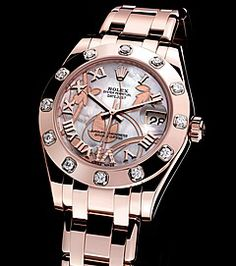 Rolex Mujer