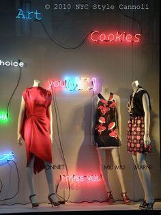 Bergdorf Goodman Jan. 2010