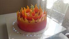 Liekkikakku Birthday Candles