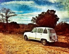 Renault 4 from BBC site.