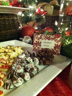 NatalieKMudd: Christmas Parties and more...