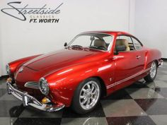 1969 Volkswagen Karmann Ghia zum Verkauf # 1937138 - Hemmings Motor Information Volkswagen Karmann Ghia, Karmann Ghia For Sale, Vw Modelle, Vw Lt, Convertible, Combi Vw, Vw Cars, Small Cars, Vw Beetles