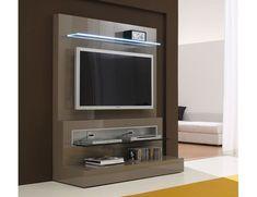 The tv room modern minimalist luxury wooden book shelf luxury Tv Wall Cabinets, Cupboards, Tv Decor, Home Decor, Wooden Books, Tv Unit Design, Tv Storage, Storage Systems, Table Design