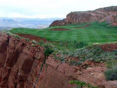 Sand Hollow Gold Resort, Utah